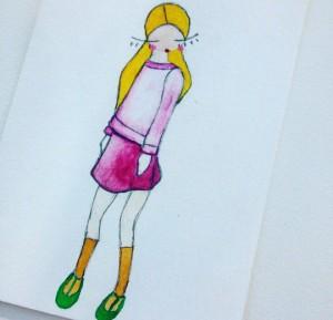 falda-lila